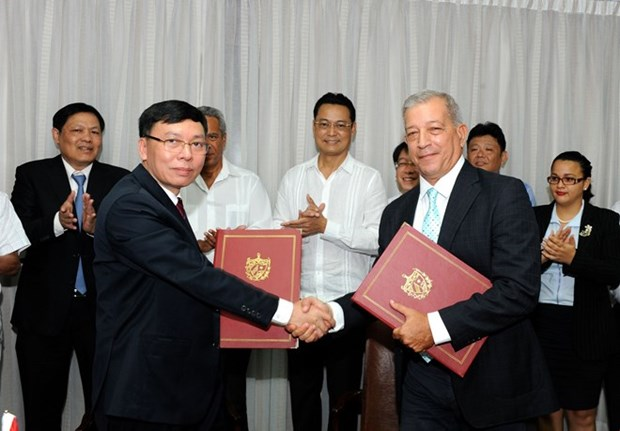 Le Vietnam offre 5.000 tonnes de riz a Cuba hinh anh 1