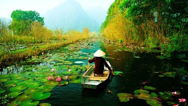 Le Vietnam dans le top 10 destinations en termes de croissance de touristes etrangers hinh anh 1