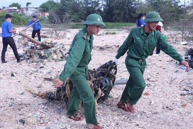 La journee de nettoyage du monde celebree au Vietnam avec plusieurs activites hinh anh 1