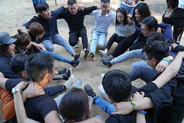 Le Camp d'ete Obninsk 2018 renforce les liens entre les jeunes Vietnamiens expatries hinh anh 1