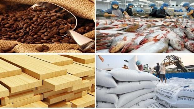 Sept produits agricoles, sylvicoles et aquacoles rapportent des milliards de dollars hinh anh 1