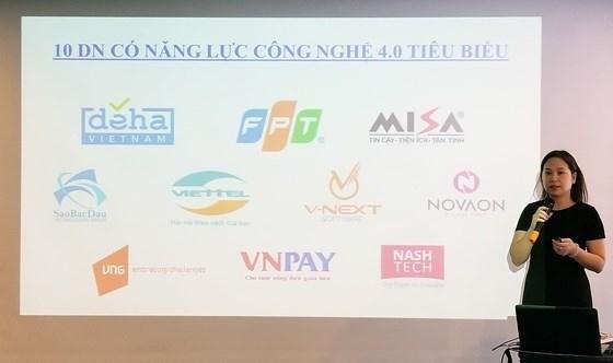 La liste des societes informatiques vietnamiennes de premier rang devoilee hinh anh 1