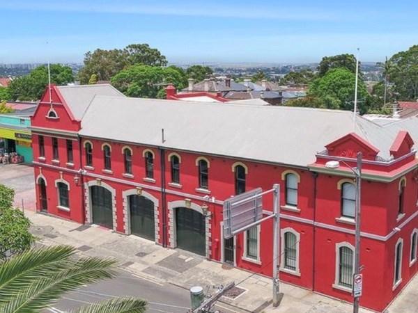 La plus ancienne caserne de pompiers d'Australie deviendra la