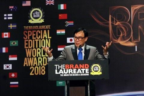 Selectionner et honorer les meilleures marques du monde en 2018 hinh anh 1