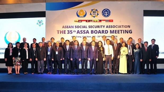 L'Association de Securite Sociale de l'ASEAN s'oriente a la Revolution industrielle 4.0 hinh anh 1