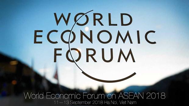 WEF-ASEAN 2018 et l'empreinte du Vietnam hinh anh 1