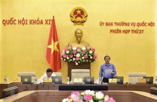Fusion des bureaux de l'AN, du Conseil populaire et du comite populaire hinh anh 1