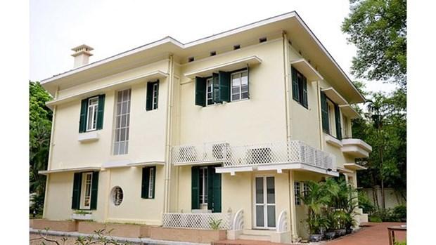 Decouverte du patrimoine architectural francais a Hanoi hinh anh 4