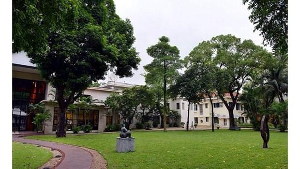 Decouverte du patrimoine architectural francais a Hanoi hinh anh 5