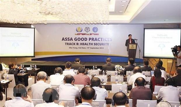Les pays membres de l'ASSA partagent leurs experiences concernant l'assurance sante hinh anh 1