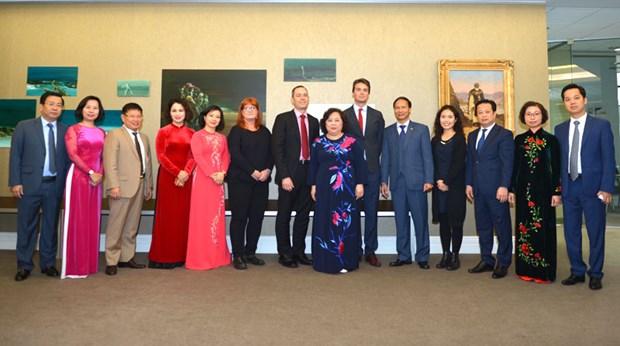 Renforcer la cooperation Hanoi (Vietnam)-Wellington (Nouvelle-Zelande) hinh anh 1