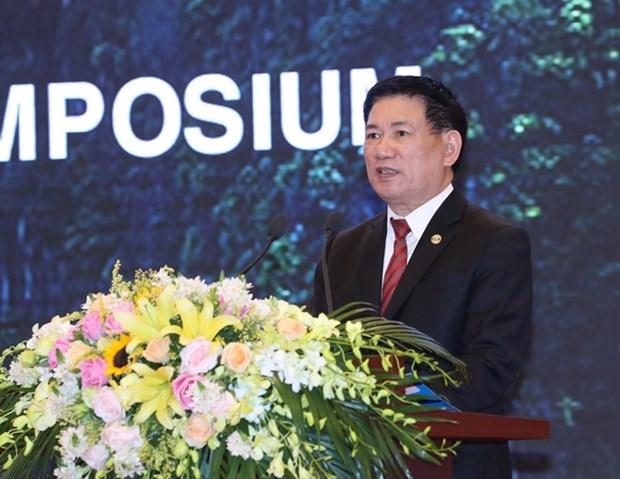 L'auditeur general du Vietnam devient president de l'ASOSAI hinh anh 1