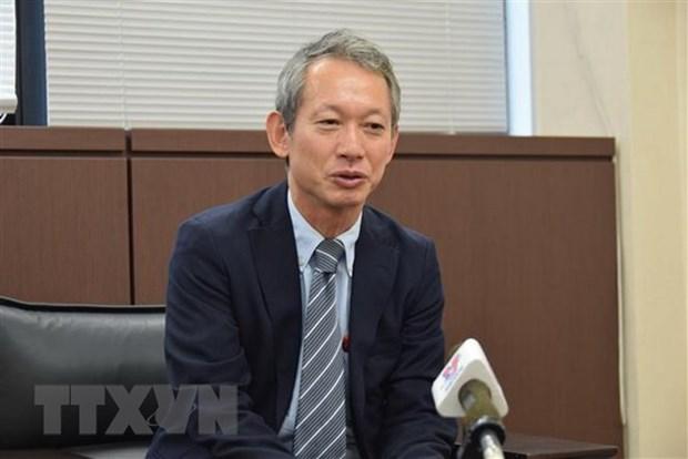 Un responsable japonais salue les perspectives des liens Vietnam-Japon hinh anh 1