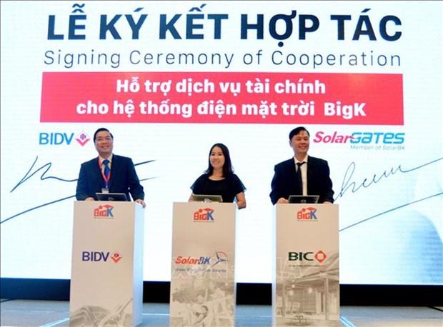 BigK favorise l'acces a l'energie solaire au Vietnam hinh anh 1