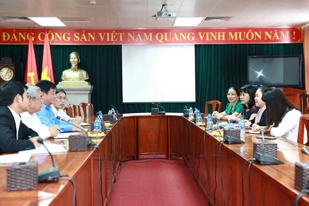 Renforcement de la cooperation syndicale Vietnam-Laos hinh anh 1