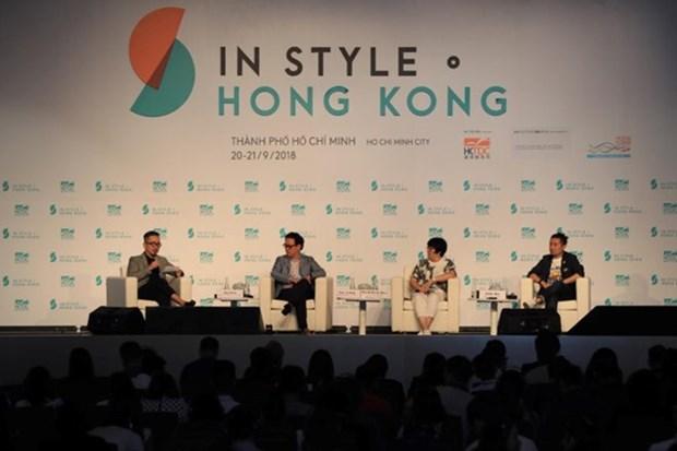 Le Vietnam et Hongkong ont le potentiel de renforcer la cooperation hinh anh 1