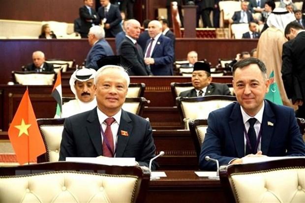 Renforcement des relations parlementaires avec l'Azerbaidjan hinh anh 1