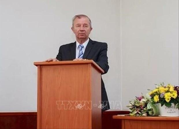 Creation du Centre de cooperation educative et de recherche scientifique Ukraine-Vietnam hinh anh 1