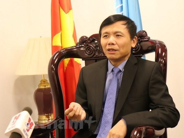 Vietnam, un membre positif et responsable de l'ONU hinh anh 1
