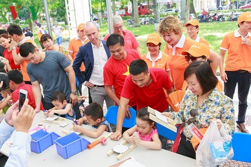 La Journees des Pays-Bas a Hai Phong hinh anh 1