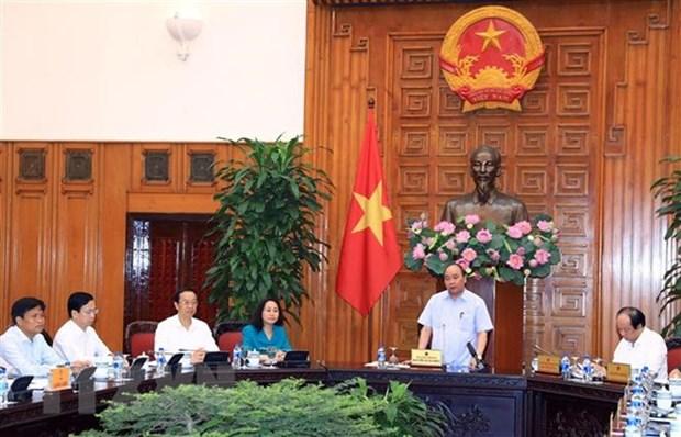 Le PM exhorte Lang Son a developper l'economie reliee a la protection des forets hinh anh 1