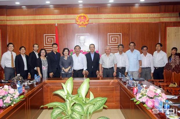 Une societe thailandaise cherche a investir dans une centrale thermique a Soc Trang hinh anh 1