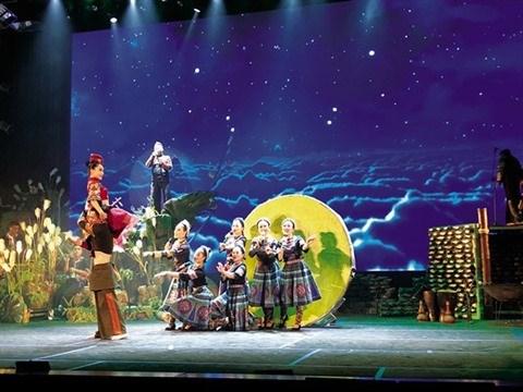 Nouveau programme artistique du circuit de l'Opera de Hanoi hinh anh 1