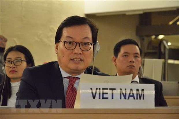 Ouverture de la 58e session annuelle de l'Assemblee generale de l'OMPI hinh anh 1