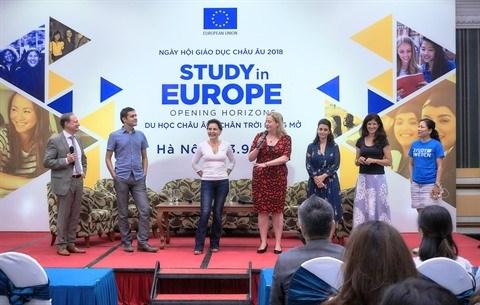 Salon d'etudes en Europe 2018: l'Europe, c'est parti! hinh anh 1