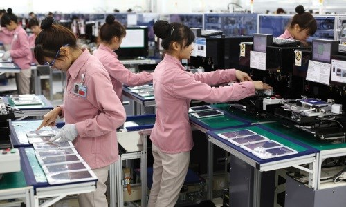Le Vietnam percoit 8,6 milliards de dollars de la fabrication de marchandises pour l'etranger hinh anh 1