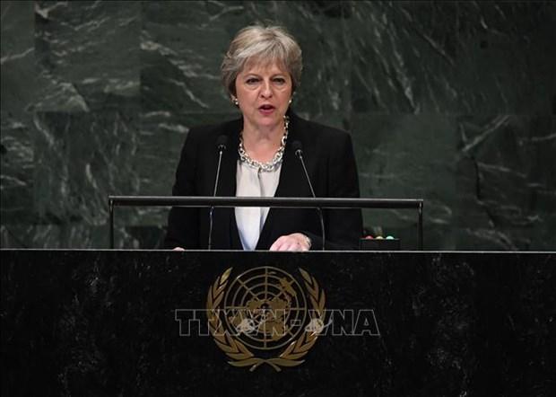 Le Royaume-Uni souhaite intensifier les relations avec l'ASEAN apres le Brexit hinh anh 1