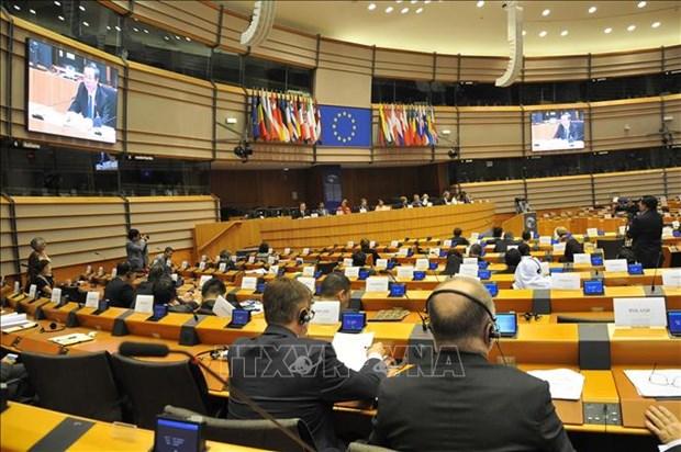 Le Vietnam contribue activement au partenariat parlementaire Asie-Europe hinh anh 1