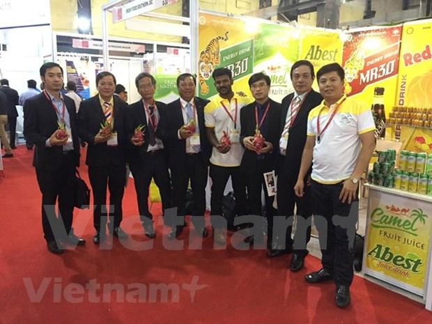 Le Vietnam a la Foire mondiale des aliments Annapoorna en Inde hinh anh 1