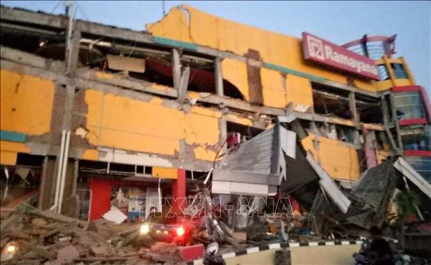 Seisme et tsunami en Indonesie : message de sympathie du Vietnam hinh anh 1