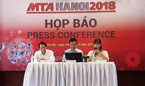 Bientot l'exposition MTA Hanoi 2018 hinh anh 1