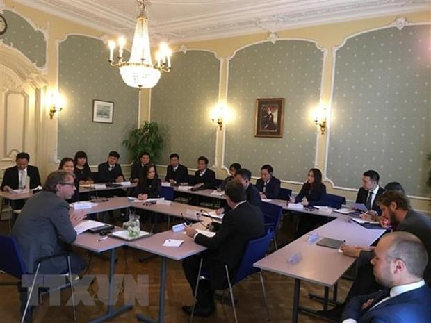 Le Vietnam participe aux Pays-Bas au cours de formation sur la Convention contre la torture hinh anh 1