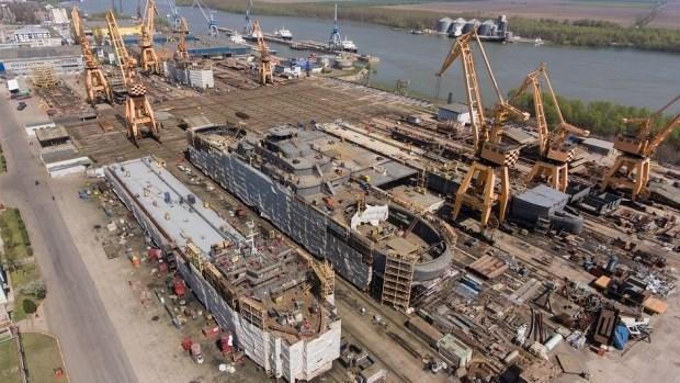 Le chantier naval roumain de Vard Braila recrute 130 ouvriers vietnamiens hinh anh 1