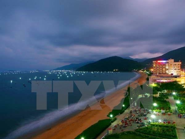 Binh Dinh accueille pres de 3,5 millions de touristes en neuf mois hinh anh 1