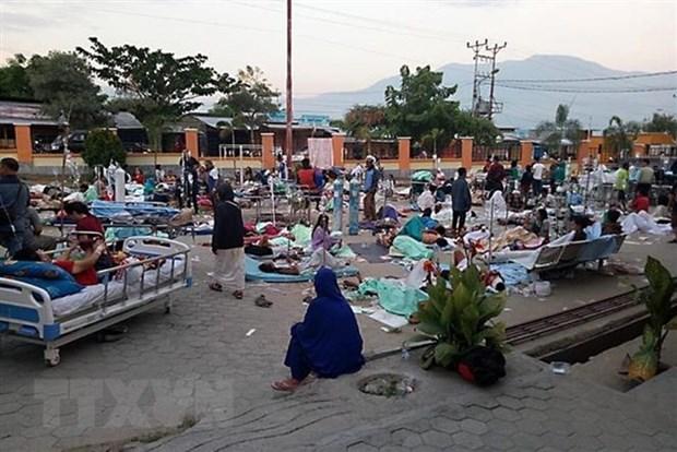 Mobiliser de l'aide pour regler les consequences du seisme et du tsunami en Indonesie hinh anh 1