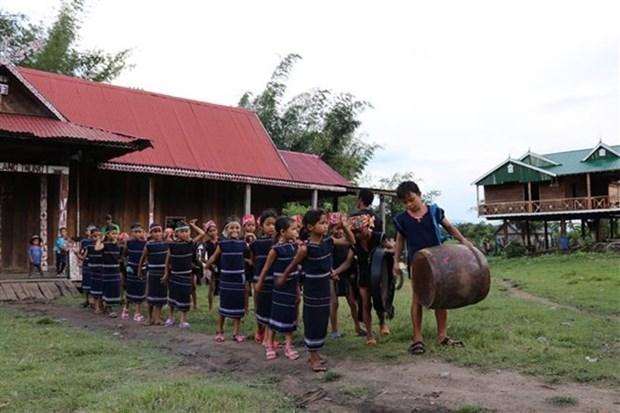 Gia Lai pret pour son festival culturel des gongs hinh anh 1