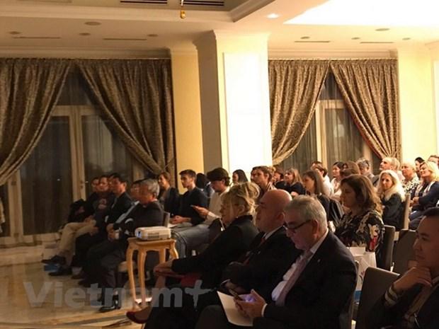 Ouverture d'un programme de promotion du tourisme vietnamien en Italie hinh anh 1