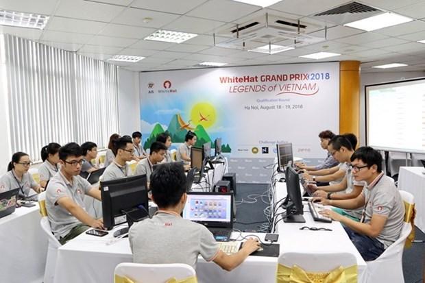 Concours de cybersecurite a Hanoi hinh anh 1