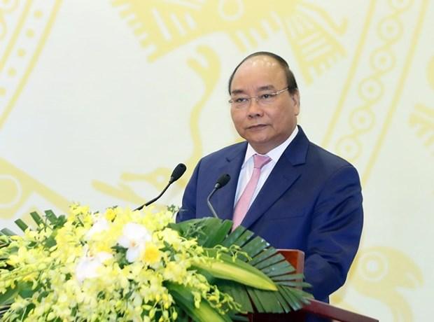 Les potentiels de cooperation entre le Japon et les pays du Mekong sont enormes, selon le PM hinh anh 1