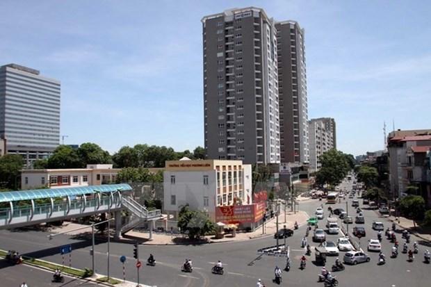 L'immobilier represente 23% des IDE verses au Vietnam hinh anh 1