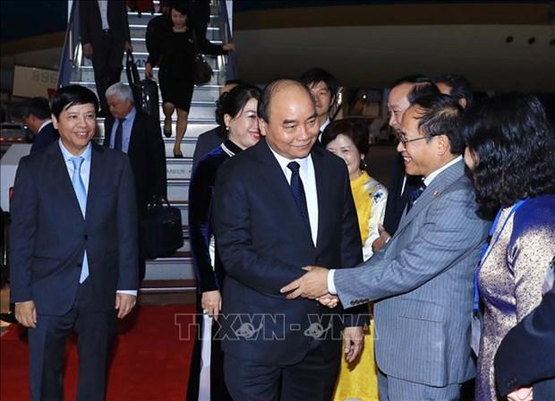 Les medias japonais publient une interview du Premier ministre vietnamien hinh anh 1