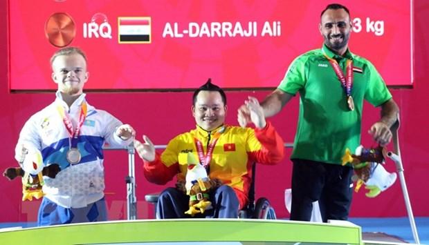 Asian Para Games 2018: deuxieme journee de competition tres reussie pour le Vietnam hinh anh 1