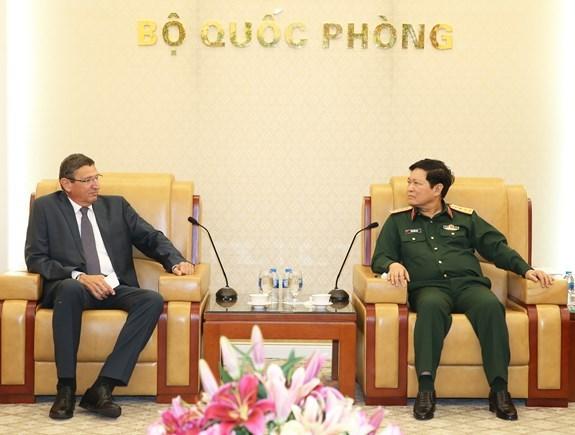 Le premier dialogue sur la politique de defense Vietnam-Israel hinh anh 1