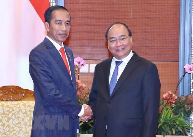 Les relations Vietnam-Indonesie de plus en plus profondes hinh anh 1