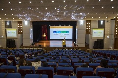 Etudiants vietnamiens en seminaire pour l'innovation sociale hinh anh 1
