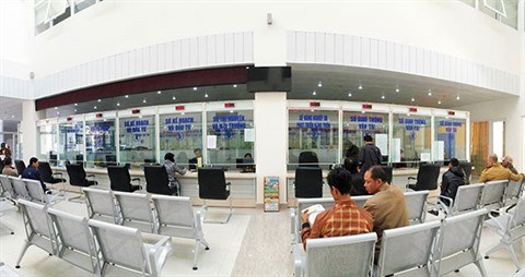 Lam Dong met en service son Centre d'administration publique hinh anh 1